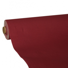 Tischdecke, Tissue -ROYAL Collection- 25 m x 1,18 m bordeaux