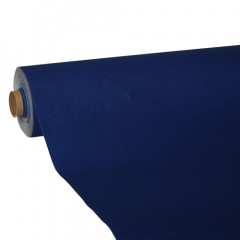 Tischdecke, Tissue -ROYAL Collection- 25 m x 1,18 m dunkelblau