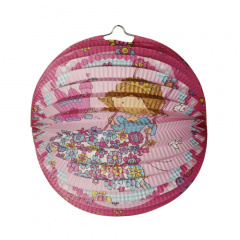 Lampion Ø 25 cm -Princess friends-