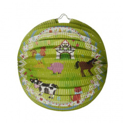 Lampion Ø 25 cm -Little Farm-