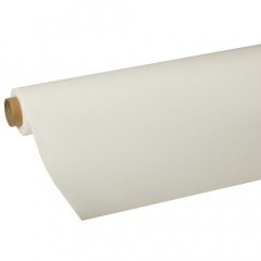 Tischdecke, Tissue -ROYAL Collection- 5 m x 1,18 m weiss
