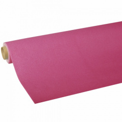 Tischdecke, Tissue -ROYAL Collection- 5 m x 1,18 m fuchsia