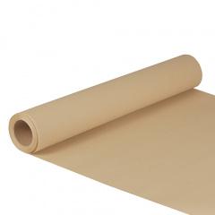 Tischläufer, Tissue -ROYAL Collection- 5 m x 40 cm sand auf Rolle
