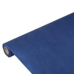 Tischdecke dunkelblau 10m x 1,18m stoffähnlich, Vlies