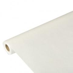 Tischdecke weiss 10m x 1,18m stoffähnlich, Vlies