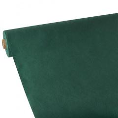 Tischdecke dunkelgrün 25m x 1,18m stoffähnlich, Vlies
