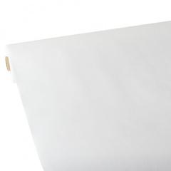 Tischdecke weiss 25m x 1,18m stoffähnlich, Vlies