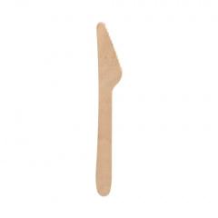 100 Messer, Holz pure 16,5 cm