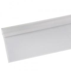 Tischdecke, Folie 50 m x 80 cm transparent