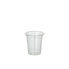 40 Gläser für Schnaps, PLA pure 2 cl Ø 3,9 cm · 4 cm glasklar