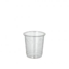 40 Gläser für Schnaps, PLA pure 4 cl Ø 4,8 cm · 5 cm glasklar