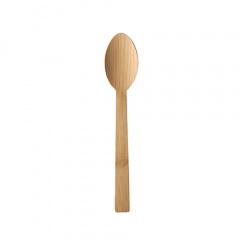 50 Löffel, Bambus pure 17 cm