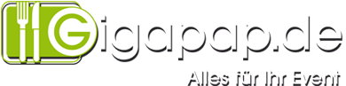 Gigapap.de - Alles für ihr Event